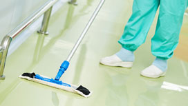 Specialist medical office cleaning